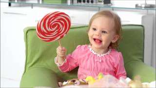 Baby with Lollypop
