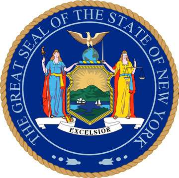 Seal of New York