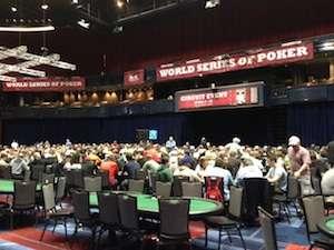 WSOP Circuit Harrah's Cherokee