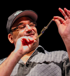 Mike Matusow won his fourth career WSOP bracelet in Event #13 (Photo: Eddie Malluk/WSOP)