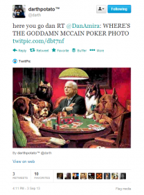 McCain Poker