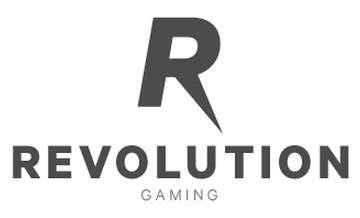 Revolution Gaming Logo