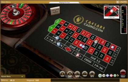 Caesars Online Casino for New Jersey