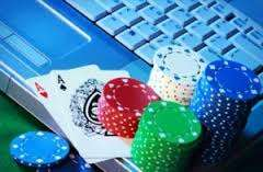 Laptop Poker Chips