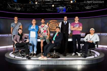 The Final Table of the EPT SHR
