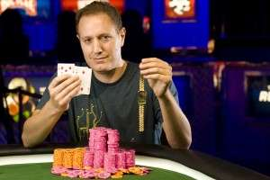 Jesse Martin (C) WSOP.com