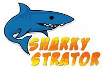 SharkyStrator-logo