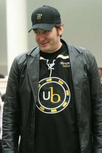 Phil Hellmuth Promoting Ultimate Bet