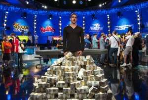 Daniel Colman Image Credit: WSOP.com