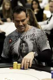 Chad Brown at the 2010 EPT London