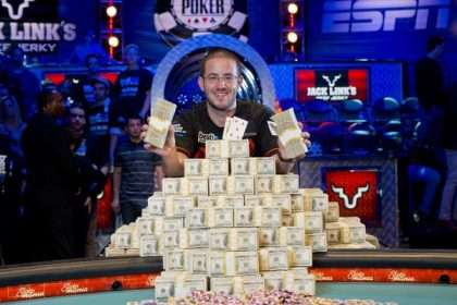 Greg Merson 2012 WSOP Main Event