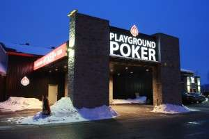 Playground Poker Club Montreal