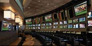 MGM Grand Sports Book Image courtesy: MGM Grand