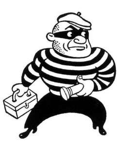 Robber Thief Criminal