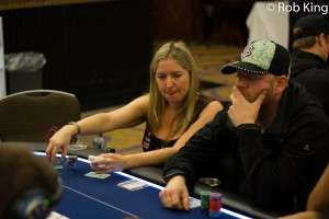 Coren-Mitchell may Downplay her  Poker Skills, but Believe her at Your Peril