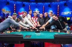 2014 WSOP November Nine