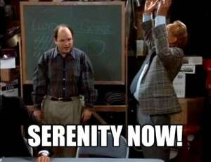 Serenity Now Seinfeld