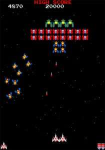 galaga-double-ship