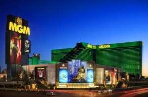 MGM Grand Image courtesy: mgmgrand.com