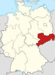 Saxony in Germany