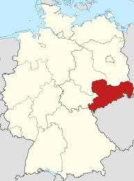 Saxony in Germany