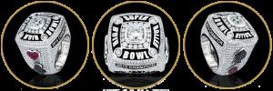 Super High Roller Bowl championship ring