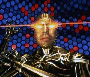 I thought Lawnmower Man was awesome in 1992.