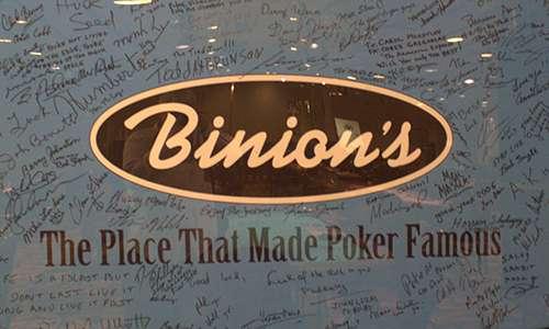 Binions poker tournament results michael lipman poker