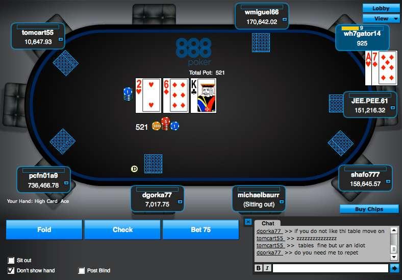 Is 888 casino a con