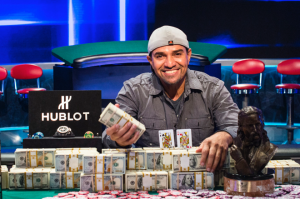 Mike Shariati Image credit: Joe Giron/WPT