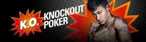 pokerstars knockout poker