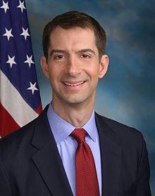 Senator Tom Cotton (R - Ark.)