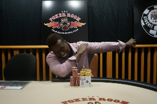Maurice Hawkins Photo credit: WSOP.com