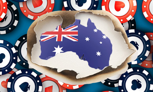 Is online gambling prohibited in australia cherokee casino hard rock tulsa
