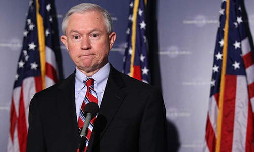 Senator Jeff Sessions Photo credit: Alex Wong/Getty Images