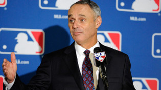 MLB Commissioner Rob Manfred Photo credit: mlb.com