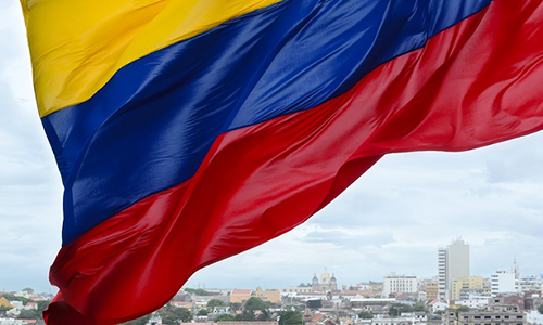 Colombia Online Gambling Blacklist