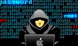 Online Accounts Hacked