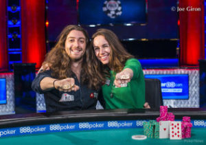 Liv Boeree and Igor Kurganov Won the 2017 WSOP $10K Tag Team Event