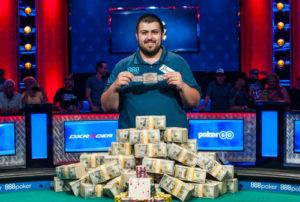 Champion Scott Blumstein