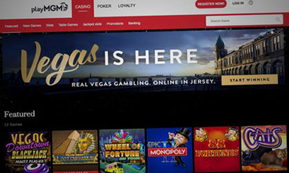 MGM launches playMGM Online Poker and Casino