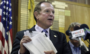 New Jersey State Senator Ray Lesniak