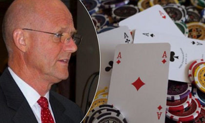 Senator David Leyonhjelm Online Poker Ban