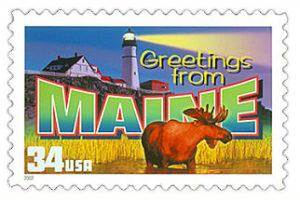 Main State Stamp