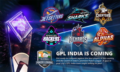 Global Poker League Expands With GPL India - Flushdraw.net 112f16994