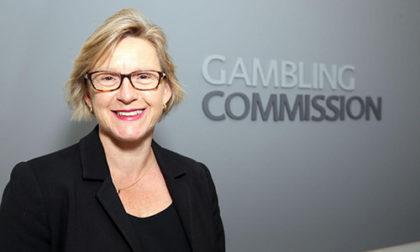 UKGC CEO Sarah Harrison