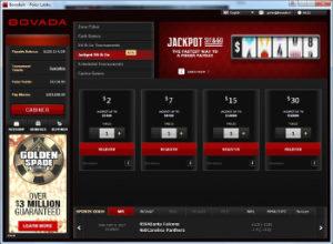 Bovada Launches Jackpot Sit & Go - Flushdraw net