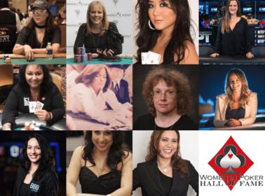 Women in Poker Hall of Fame Finalists