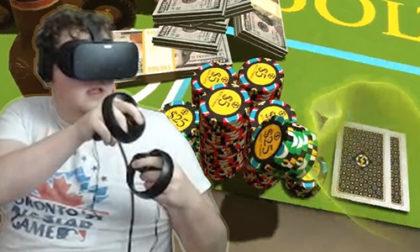 Virtual Reality Poker