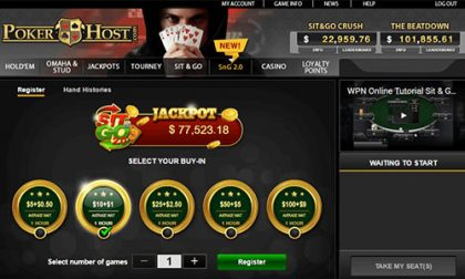 PokerHost Casino